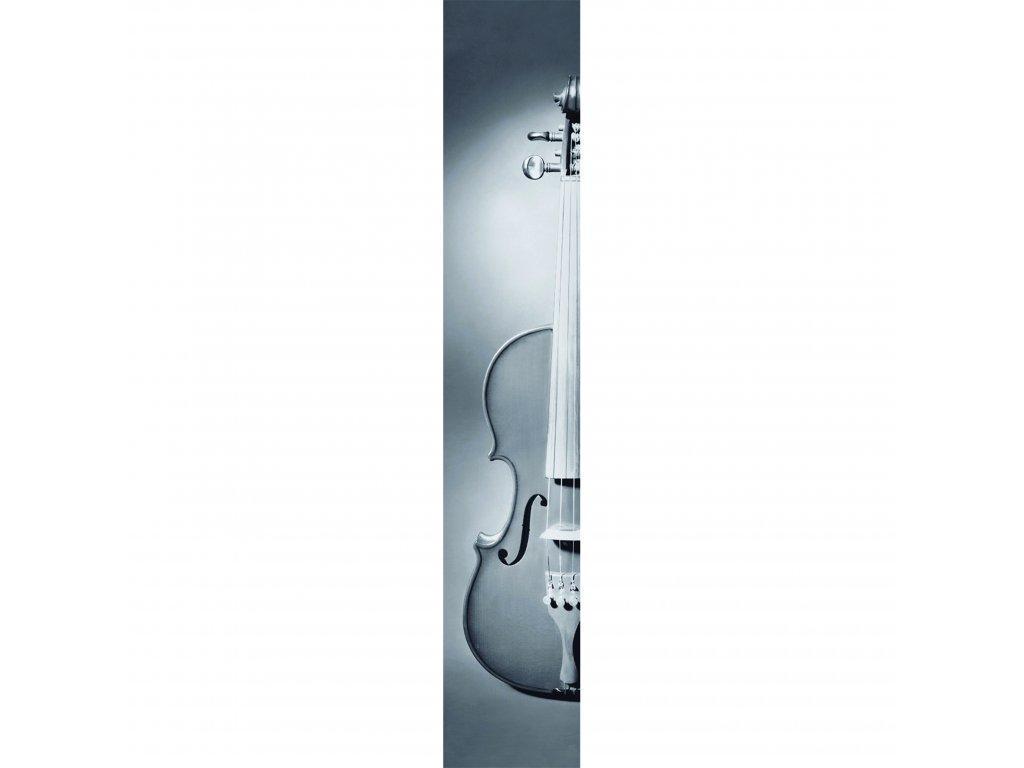 Vliesový panel Caselio 67079133, kolekce ACCENT, materiál vlies, styl moderní 50 x 280 cm