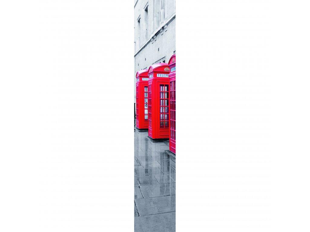 Vliesový panel Caselio 67079280, kolekce ACCENT, materiál vlies, styl moderní 50 x 280 cm