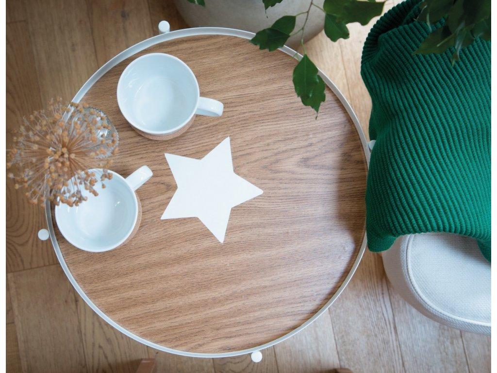 Samolepicí fólie d-c-fix dub světlý, dřevo