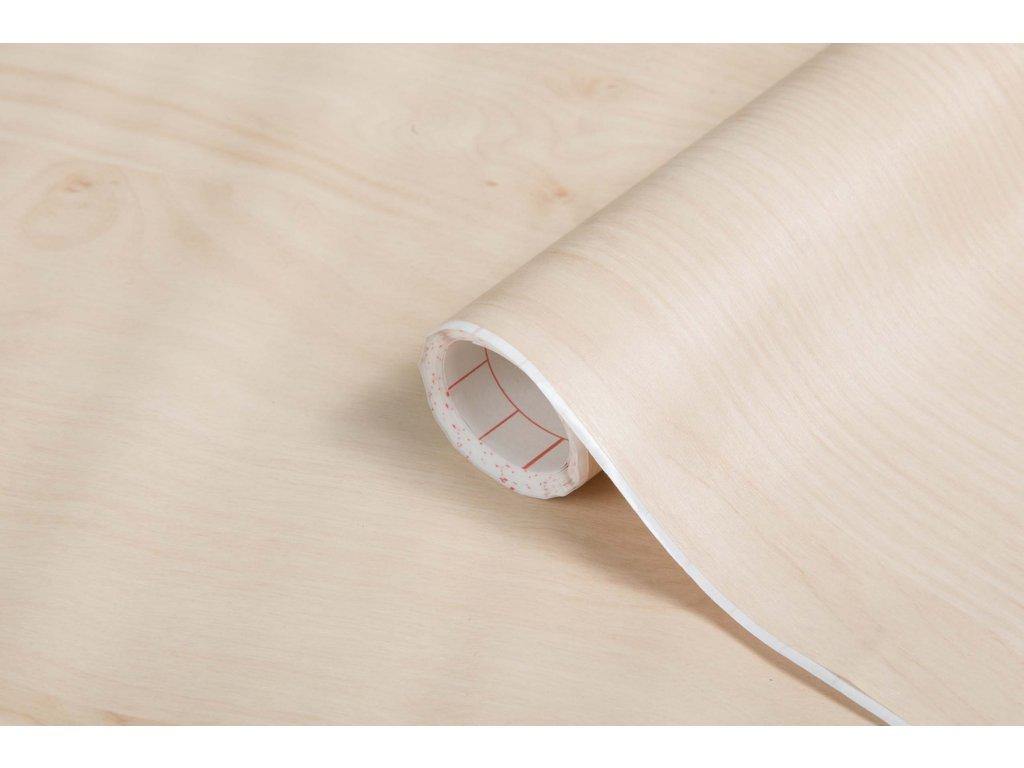 Samolepicí fólie d-c-fix bříza, dřevo