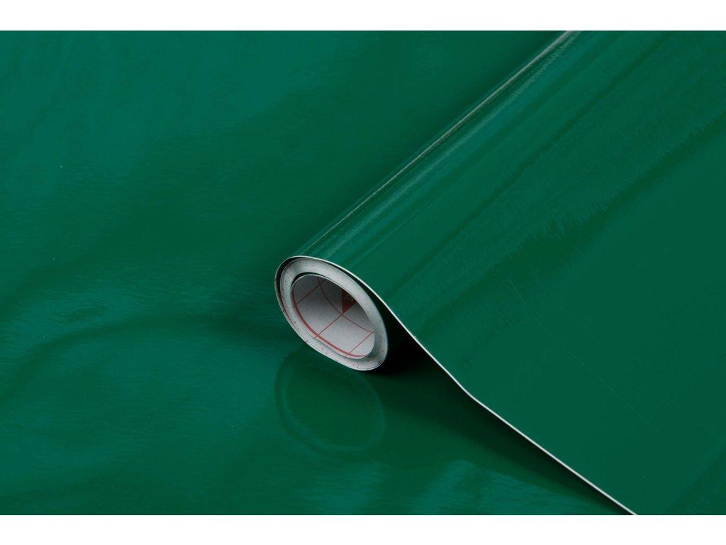 Samolepicí fólie d-c-fix lesklá smaragd 200-2539, šířka: 45 cm