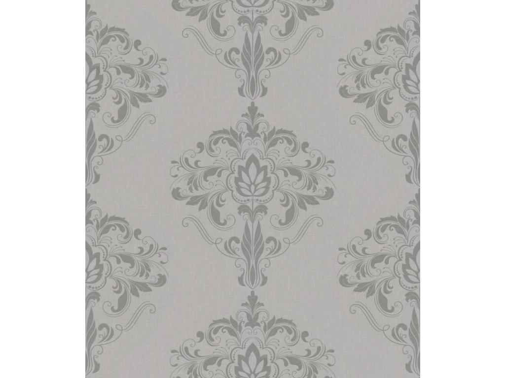 Papírová tapeta Rasch 214802, kolekce Sansa, 0,53 x 10,05 m