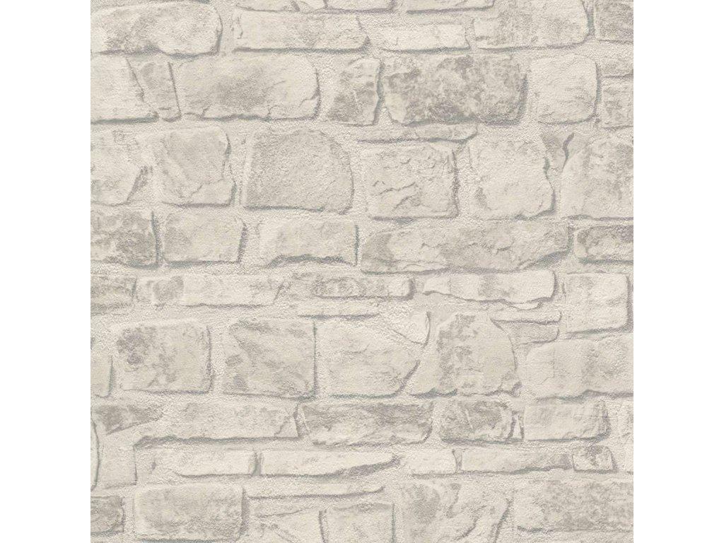 Papírová tapeta Rasch 265637, kolekce Sansa, 0,53 x 10,05 m