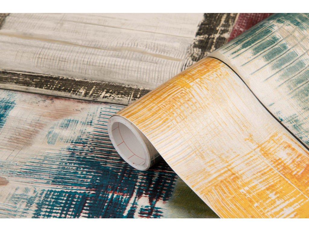 Samolepicí fólie d-c-fix Bahia 200-3177, ozdobné vzory, šířka: 45 cm