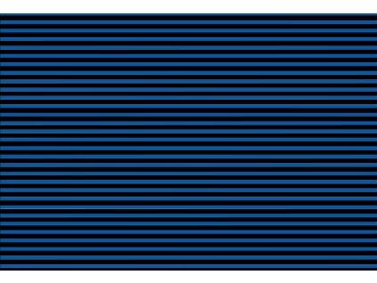 d-c-fix Prostírání pruhy modré 230-9006, 45 x 30 cm