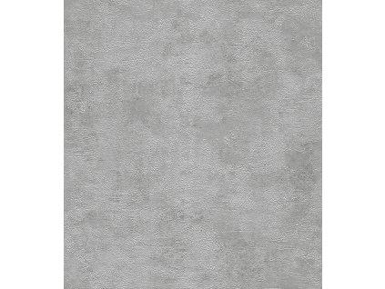 Papírová tapeta na zeď Rasch 282443, kolekce Kids & teens II, stříbrno-šedá, 0,53 x 10,05 m