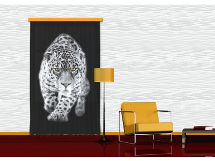 Textilní závěs TIGER FCSL7503, 140 x 245 cm (1 ks), lehké zastínění