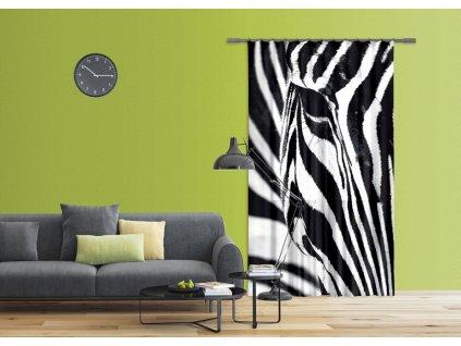 Textilní závěs ZEBRA FCPL6519, 140 x 245 cm (1 ks), úplné zastínění