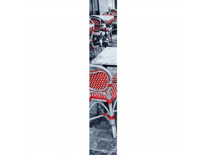 Papírový panel Caselio 67188088, kolekce ACCENT, materiál papír, styl moderní 50 x 280 cm