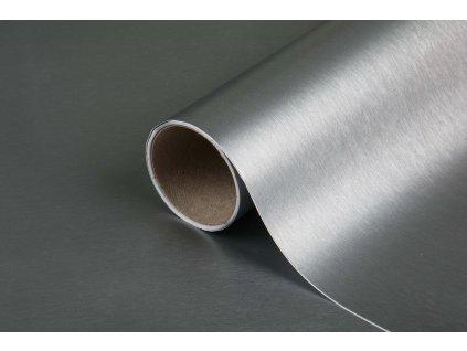 Samolepicí fólie d-c-fix platino stříbrná 202-1203, kovové šířka: 45 cm