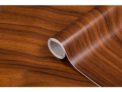 Samolepicí fólie d-c-fix zlatý ořech, dřevo