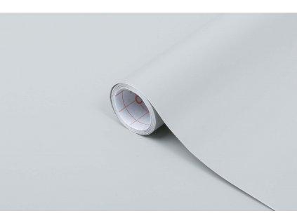 Samolepicí fólie d-c-fix matná šedá světlá 200-2020, šířka: 45 cm