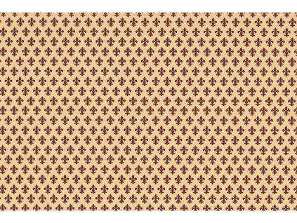 Samolepicí fólie d-c-fix zámecká hnědá 2002060, ozdobné vzory šířka: 45 cm