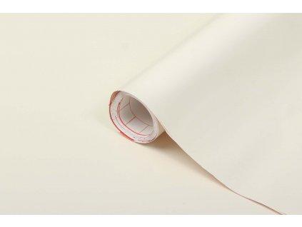 Samolepicí fólie d-c-fix lesklá krémová 200-3215, šířka: 45 cm
