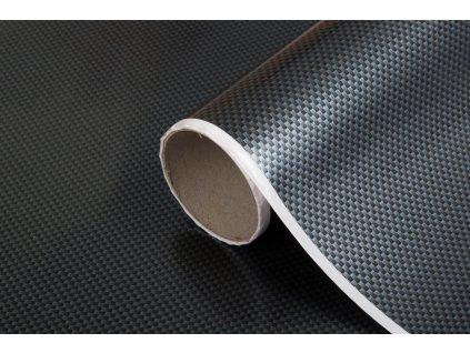 Samolepicí fólie d-c-fix karbon 203-2966, kovové šířka: 45 cm