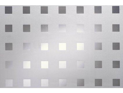 Statická fólie d-c-fix čtverce 216-0007, transparent šířka: 45 cm