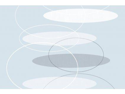 Statická fólie d-c-fix findus 216-0019, transparent šířka: 45 cm