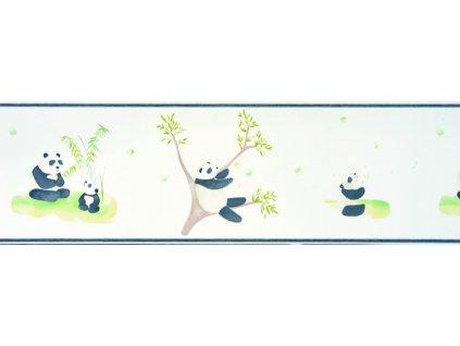 Papírová bordura Casadeco 28079502 kolekce Alice & Paul