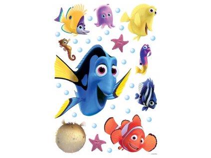 DK1730 Samolepicí dekorace Nemo, 42,5 x 65 cm