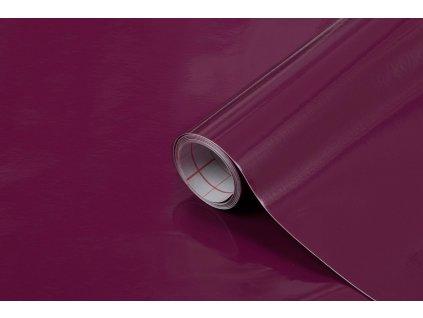 Samolepicí fólie d-c-fix lesklá fialová, šířka: 45 cm
