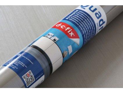 Samolepicí fólie d-c-fix Quadro 343-8305, šedé dřevo extra,  0,675 x 1,5 m