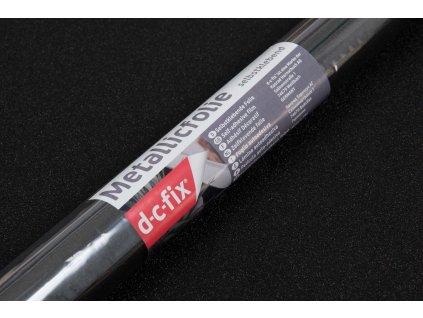 Samolepicí fólie d-c-fix třpitivě černá 67,5 cm x 2 m