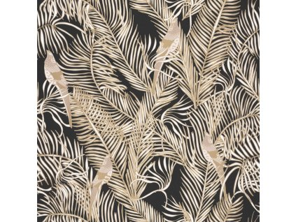 Vliesová tapeta na zeď Caselio 102251090 DREAM GARDEN, 0,53 x 10,05 m
