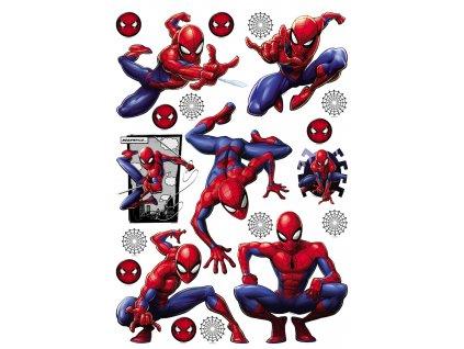 AG Design Samolepicí dekorace Avengers 65 x 85 cm (srpen21)