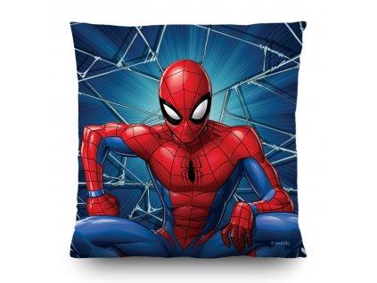 AG Design Dekortivní polštářek Spider-man 40 x 40 cm (srpen21)