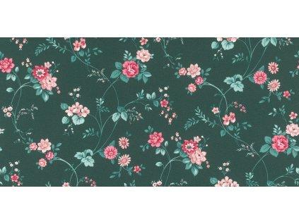 Vliesová tapeta na zeď Rasch 288291, Petite Fleur, 0,53 x 10,05 m