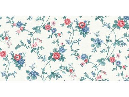 Vliesová tapeta na zeď Rasch 288338, Petite Fleur, 0,53 x 10,05 m