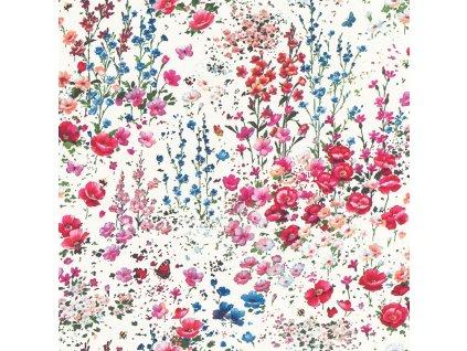 Vliesová tapeta na zeď Rasch 288352, Petite Fleur, 0,53 x 10,05 m