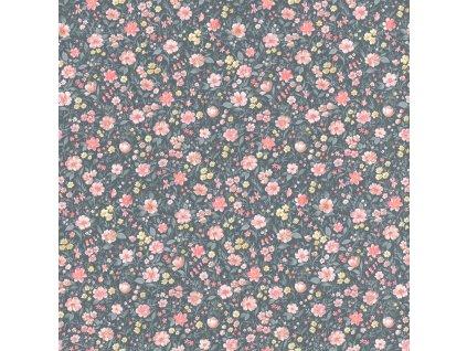 Vliesová tapeta na zeď Rasch 288390, Petite Fleur, 0,53 x 10,05 m