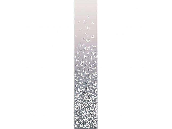 Papírový panel Caselio 67181560, kolekce ACCENT, materiál papír, styl moderní 50 x 280 cm