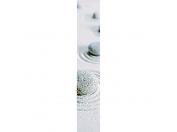 Vliesový panel Caselio 67071110, kolekce ACCENT, materiál vlies, styl moderní 50 x 280 cm
