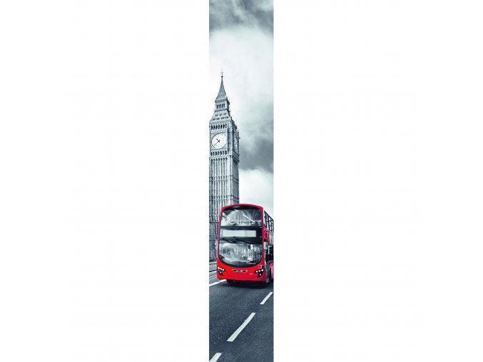 Vliesový panel Caselio 67079287, kolekce ACCENT, materiál vlies, styl moderní 50 x 280 cm