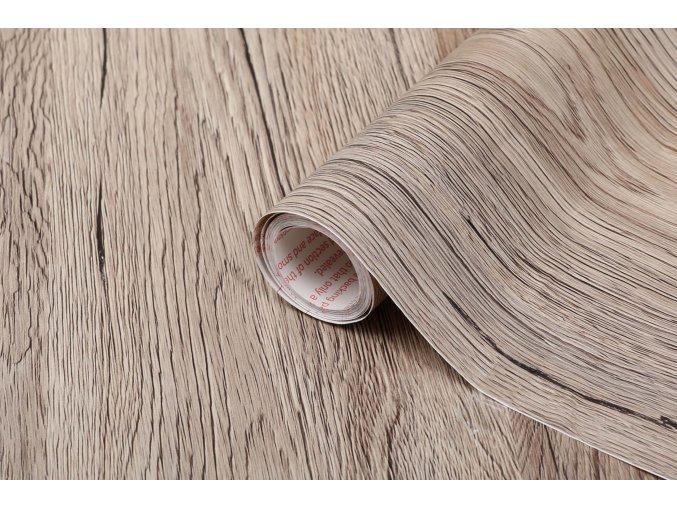 Samolepicí fólie d-c-fix dub sanremo pískový, dřevo