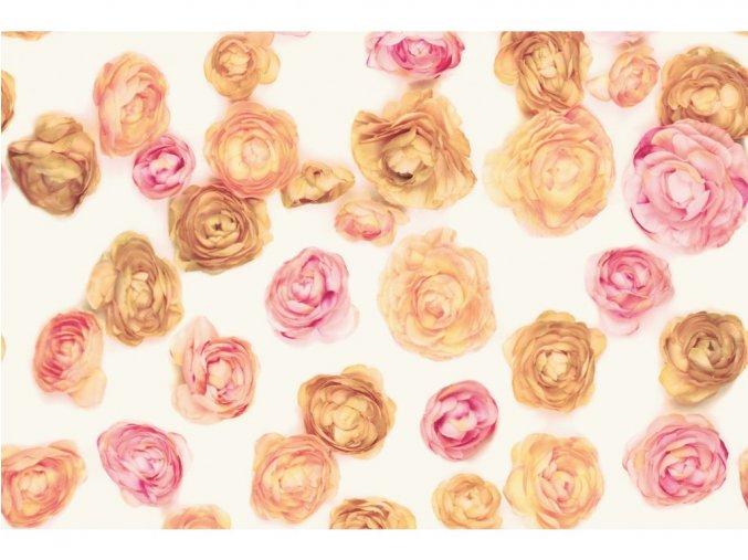 Samolepicí fólie d-c-fix růže 2003211, ozdobné vzory šířka: 45 cm