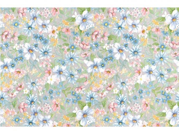 Samolepicí fólie d-c-fix květiny 2002403, ozdobné vzory šířka: 45 cm