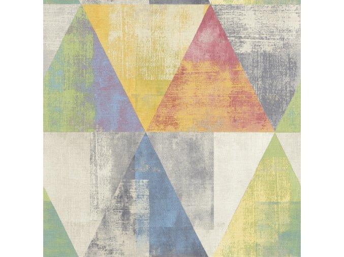 Vliesová tapeta Rasch 410914, kolekce Hyde Park, 53 x 1005 cm