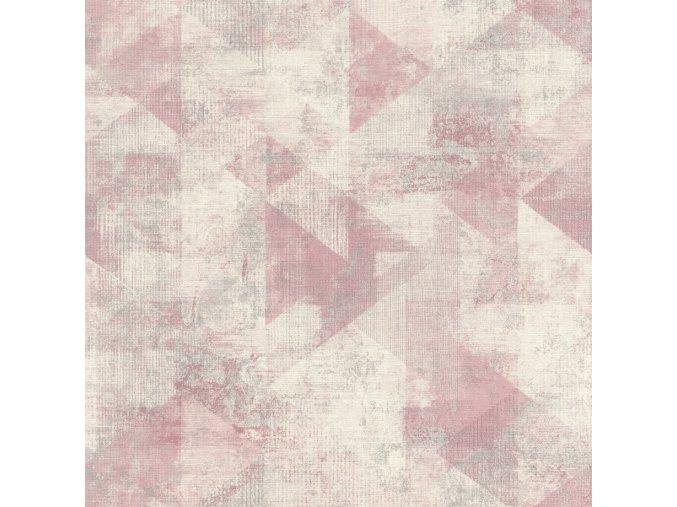 Vliesová tapeta Rasch 411508, kolekce Hyde Park, 53 x 1005 cm