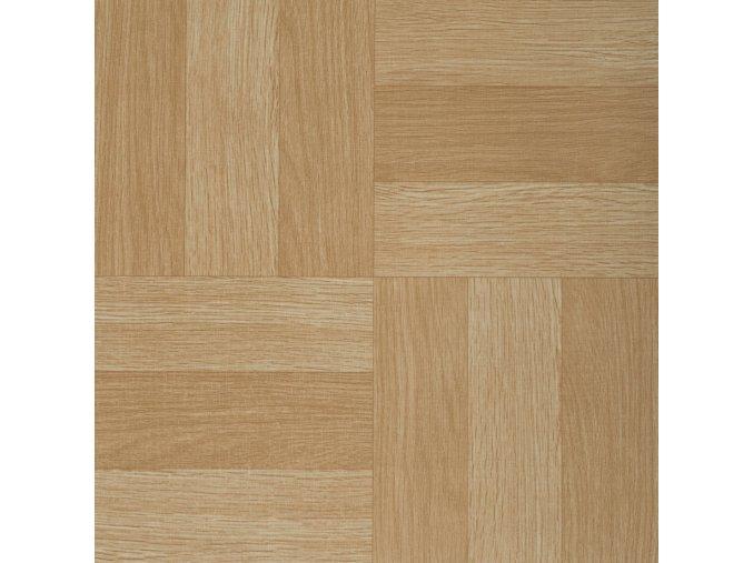 """Samolepicí podlahové čtverce """"parketa světlá"""""""