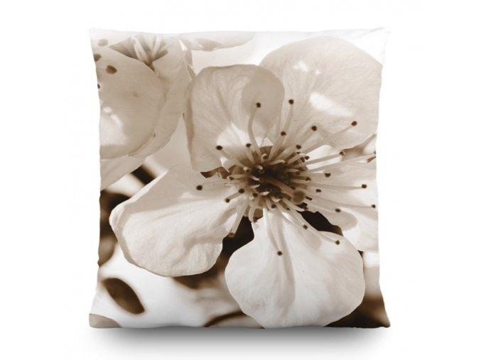 Dekorativní polštářek CN3613 Flowers 45 x 45 cm