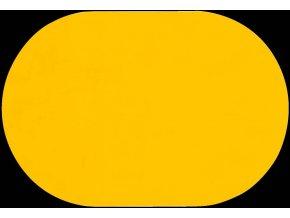 Prostírání uni žluté