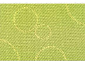 d-c-fix Prostírání  kruhy zelené 2306105, 45 x 30 cm