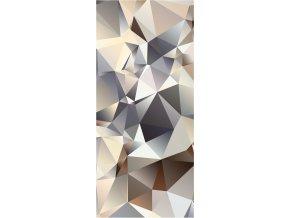 AG Design 1 dílná fototapeta CREATIVE 3D FTV 1543, 90 x 202 cm papír