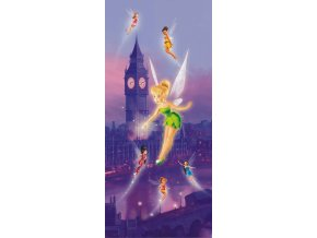 AG Design 1 dílná fototapeta FAIRIES IN LONDON FTDV 0276, 90 x 202 cm papír