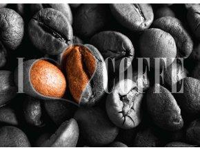 AG Design 1 dílná fototapeta COFFEE FTNM 2655, 160 x 110 cm vlies
