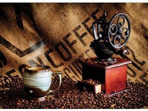AG Design 1 dílná fototapeta COFFEE FTNM  2675, 160 x 110 cm vlies