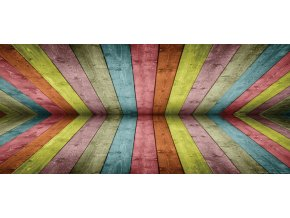 1dílná fototapeta BOARD, 202 x 90 cm